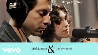 King Princess, Mark Ronson - Happy Together (Official Audio)