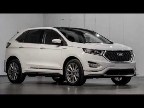 ford edge vignale suv 2017 youtube. Black Bedroom Furniture Sets. Home Design Ideas