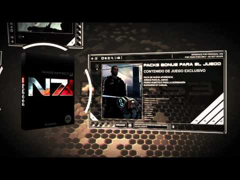 Mass Effect 3 - Contenidos Collector´s Edition [HD]