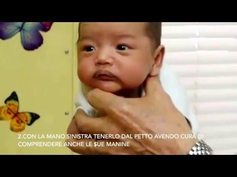 Come calmare un neonato che piange?