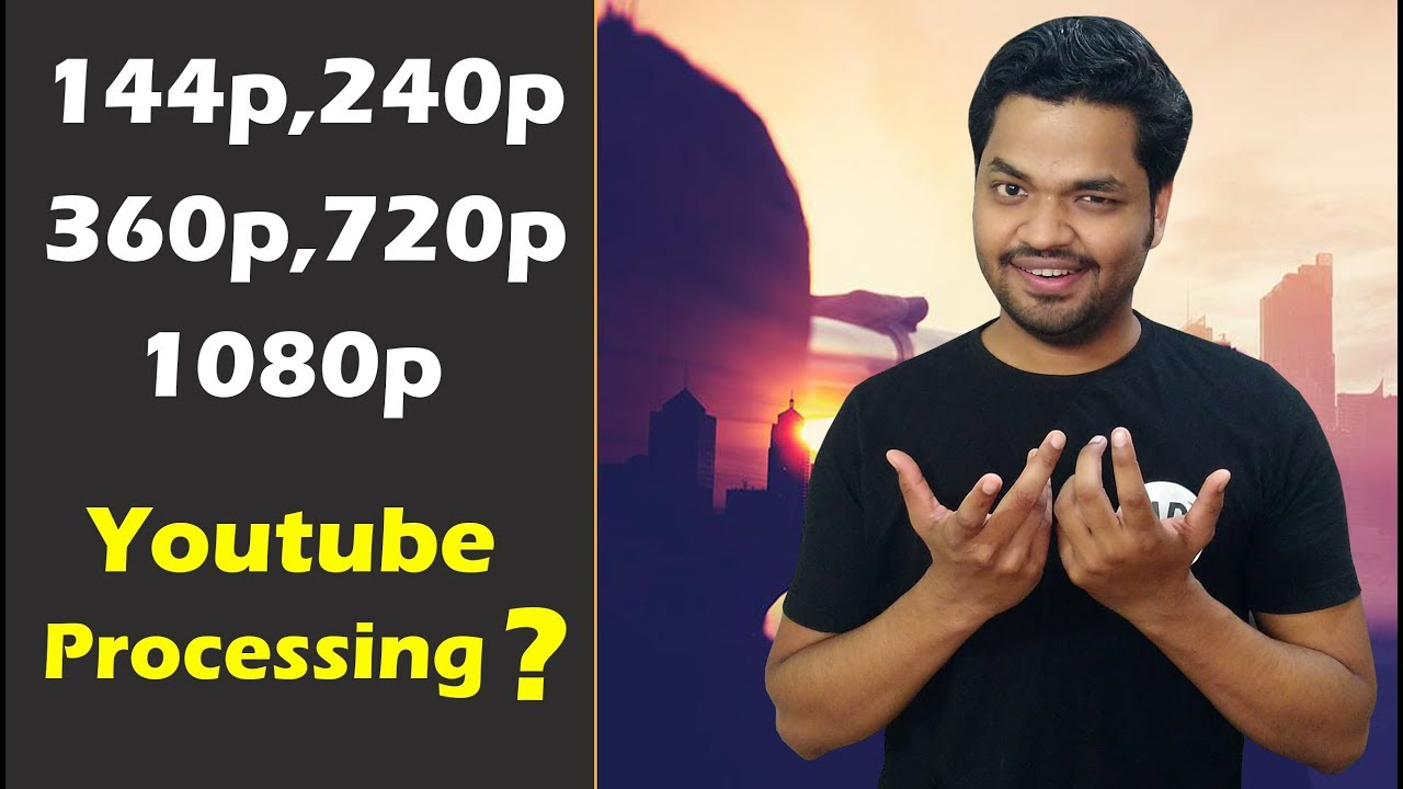 Download Real Meaning of 144p, 240p, 360p, 720p, 1080p? Youtube Video Processing?