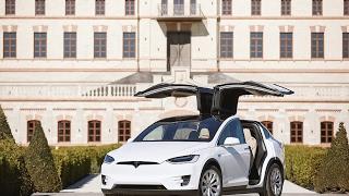 Tesla Model X P90D - Test Drive AutoBlog.MD