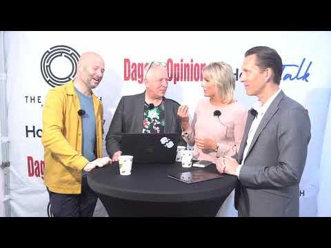 Almedalen Idag och Almedalsspanarna 3/7/2019 - DAGENS OPINION