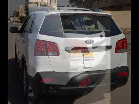 سمكرة سيارة مقلوبة / تعديل كيا سورنتو على الحار / سمكرة وصبغ الحاج علي المندلاوي