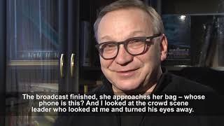 Смотреть Igor Ugolnikov tells, english subtitles (Рассказывает Игорь Угольников) онлайн