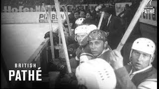 World Ice Hockey Final In Vienna (1967)