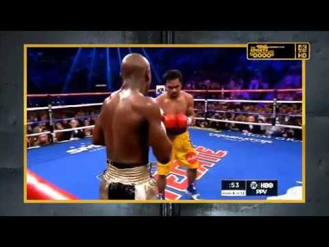 Floyd Mayweather loses to Manny Pacquiao at the World Boxing Organization Highlights