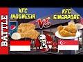 KFC INDONESIA VS KFC SINGAPORE