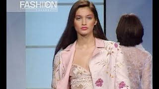 VALENTINO Spring Summer 2000 Paris - Fashion Channel