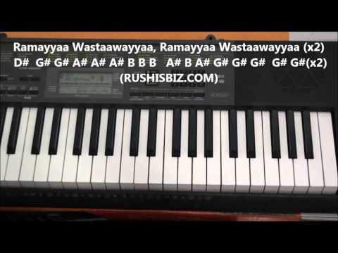 Ramayya Vastawaiyya - Piano Notes - Video Tutorials | 600 Songs BOOK/PDF @399/- Only - 7013658813