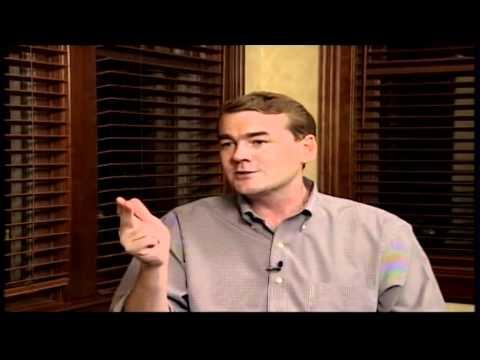 Politics: John Harwood Interviews Michael Bennet -...