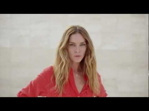 Rockport's Spring 2013 Campaign featuring Erin Wasson