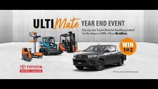 TMHA Ultimate Year End Event Sep – Dec 21