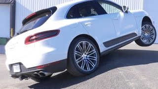 AWD DIAGONAL TEST : Porsche Macan S 2016 offroad test.