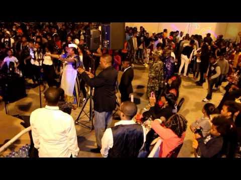 VIDEO: fête de la musique, version Ev. Mama Rosa & Richard KIANGATA