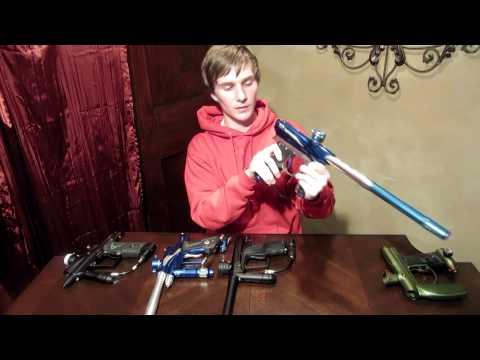 Gun Show: 2013 Proto Reflex Rail vs. Dangerous Power FX vs. Etek 4 vs. Etha vs. Axe
