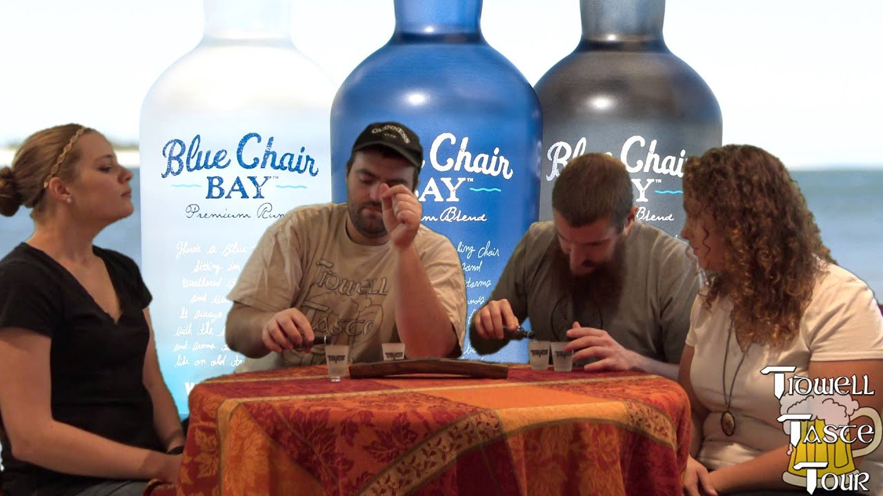 Blue Chair Bay Coconut Spiced Rum Review 4K UHD Resolution