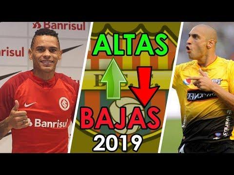 ALTAS Y BAJAS BARCELONA SC 2019 | Galería del Gol