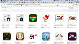 Публикация ios приложения в App Store - 2 урок