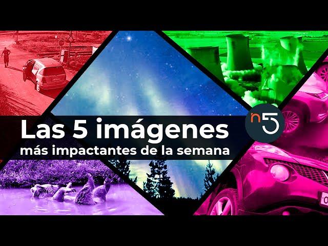 Las 5 Imágenes que Dieron la Vuelta al Mundo esta Semana #58 | En5.mx