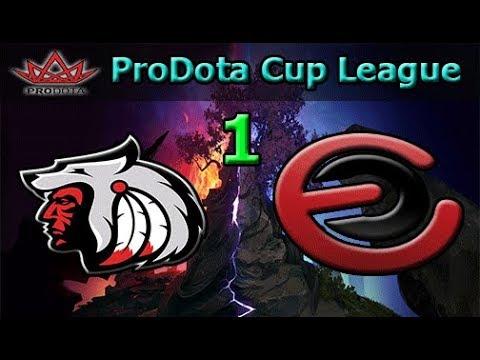 Comanche vs Evil Corporation Game 1 | UB Round 1 | ProDotA Cup Europe 25