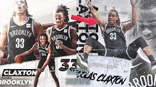 Nicolas Claxton   Brooklyn Nets Secret Weapon 🔥