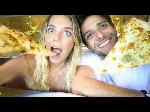 HONDURAS ADVENTURES! 🇭🇳 + PIZZA CHALLENGE! 🍕