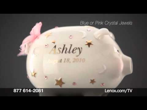 Lenox Piggy Bank