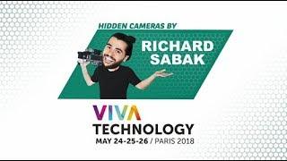 Vivatech: Hidden Camera with Richard Sabak - Teaser