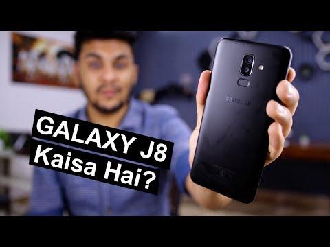 Samsung Galaxy J8 Review in Hindi - 19 Hazar Mein Kaisa Phone Hai?