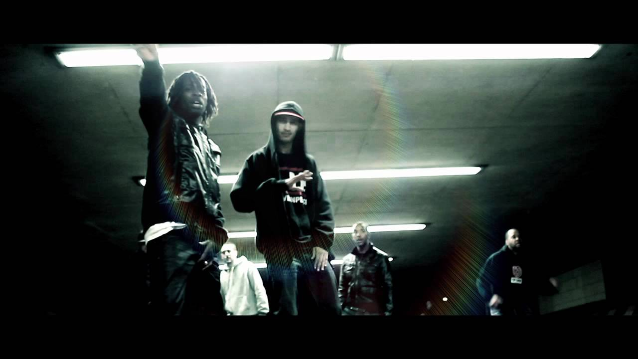 KINGPIN FT. DEADLY HUNTA - 'OUT THE BOX' (OFFICIAL MUSIC VIDEO)