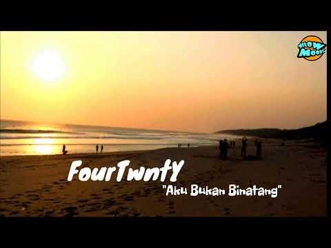 Fourtwnty - Aku Bukan Binatang (cover video lyric)