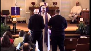 Milton United Methodist Church Service - March 1, 2015