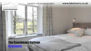 The Coachmans Cottage, Ambleside, self catering holiday cottage