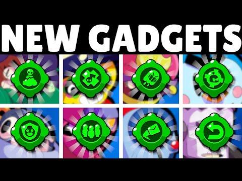 NEW GADGETS, Balance Changes, \u0026 More!