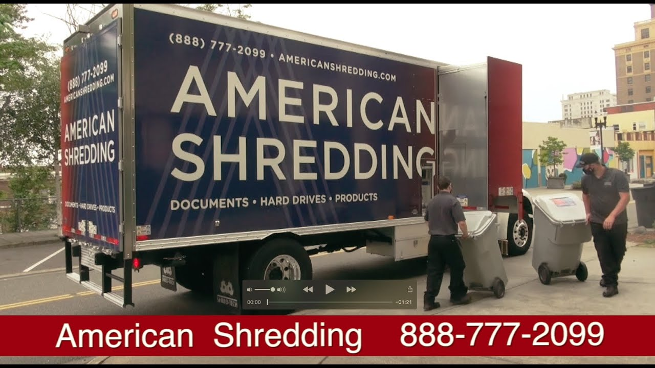 Our On-Site Shredding Process