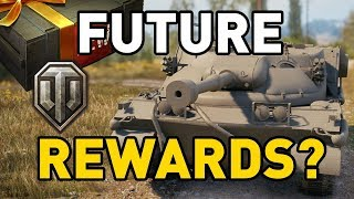 Future Rewards in World of Tanks? T-34S, Chimera and Excalibur!