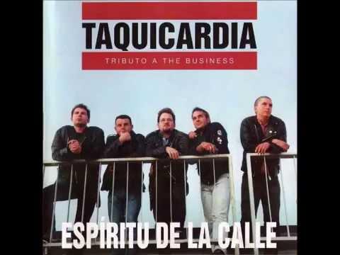 Taquicardia -  Espíritu de la calle Tributo  The Business (Full Album)