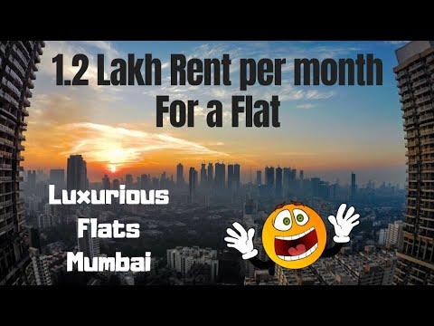 Mumbai Luxury Apartments | 1.2 Lakh Rent Per Month | Crescent Bay Parel, MUMBAI | Anshul Sharma