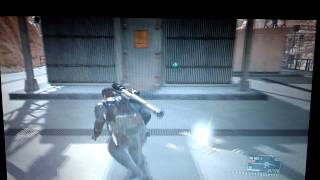 Metal gear solid 5 the phantom pain -gameplay