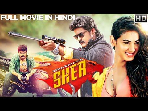Sher The Lion Full Movie Dubbed In Hindi | Nandamuri Kalyan Ram,Sonal Chauhan,Vikramjeet Virk