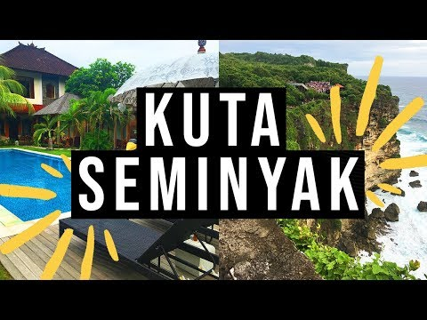 Kuta & Seminyak Bali | Travel Diary