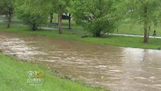 MDOT Responding To Flooded Maryland Areas