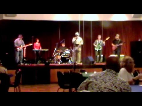 Zama Blues Band @ the Community Club Gig 18 Mar 16