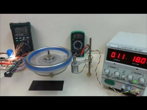 how to build a permanent magnet altenator