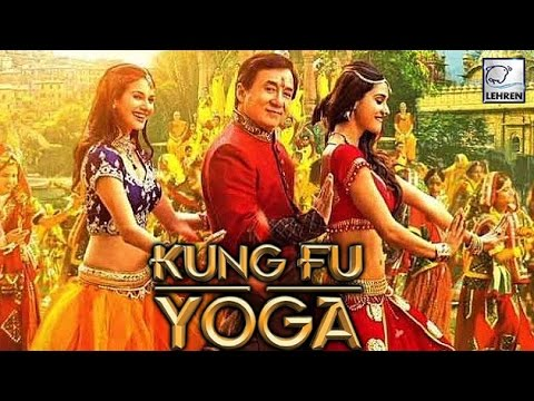 Thumbnail: Disha Patani's FIRST LOOK In Jackie Chan's Kung Fu Yoga | LehrenTV