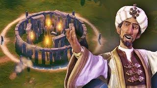 [문명6] 살라딘 왕으로 온 나라에 종교 퍼트리기👳♂️ (Sid Meier's Civilization® VI: Gathering Storm)