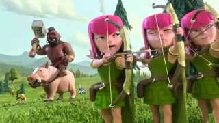 clash of clans: hog Rider 3.0 (Official TV commercial)