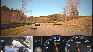 Close Call at Lime Rock Park 05-30-2013