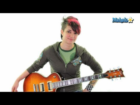 """How to Play the """"B"""" Flat Augmented Chord in Open G Tuning on Guitar"""